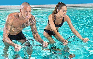 Aqua Fitness and Fu Shi Sessions