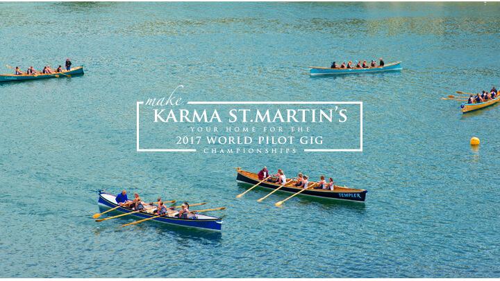 Karma Saint Martins 2017 world pilot gig