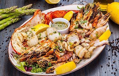 Carrousel Cuisine for Lebaran