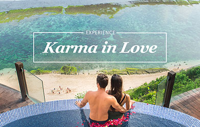 Experience karma In Love Jacuzzi