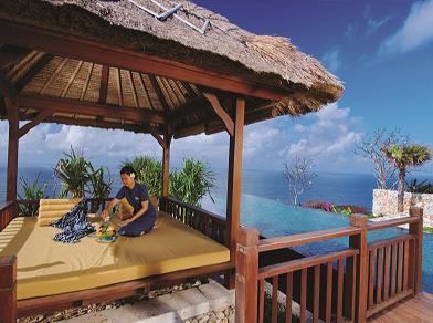 luxury gorgeous gazebo karma kandara Ocean view