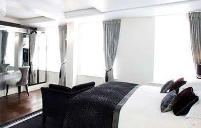 Karma Sanctum bedroom