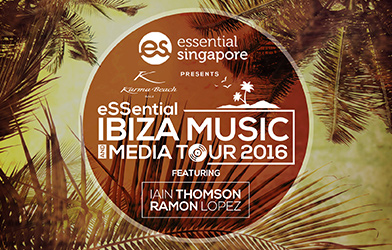 karma beach essential ibiza music media tour 2016