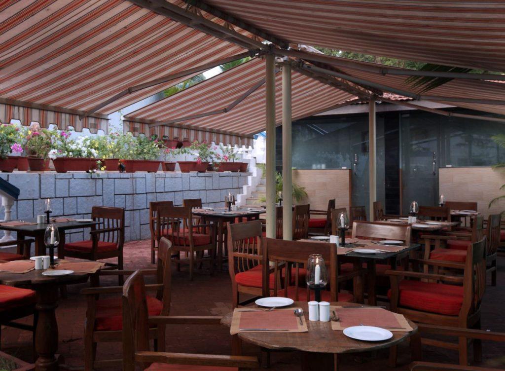 Karma Royal Monterio Kapriz restaurant