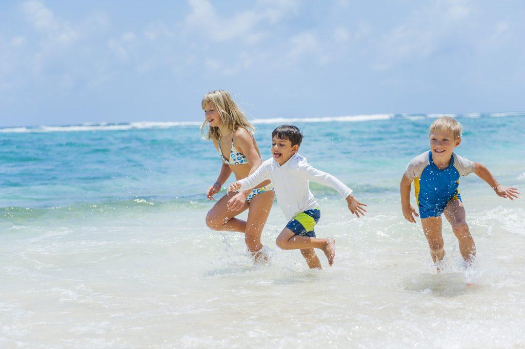 Kids Play at Karma Beach