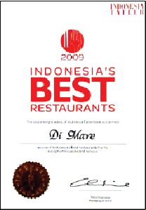 Indonesias Best Restaurant
