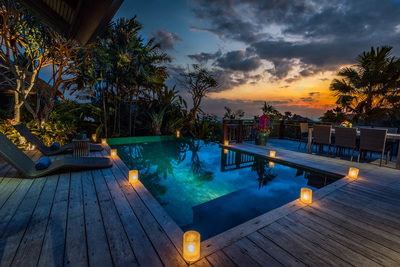 Karma Ocean View Pool Villa
