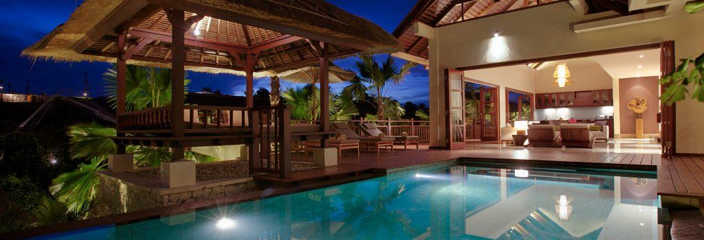 Karma Kandara Pool Villa Slide