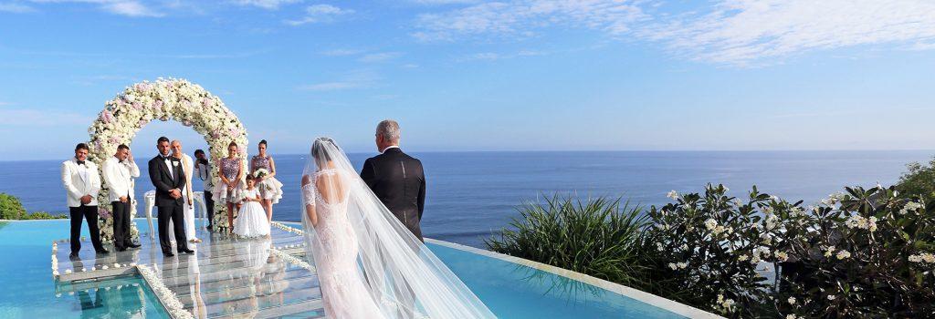 Pool Wedding on Karma