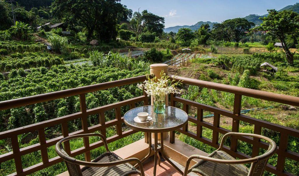 Karma Royal Chiang Mai Garden view