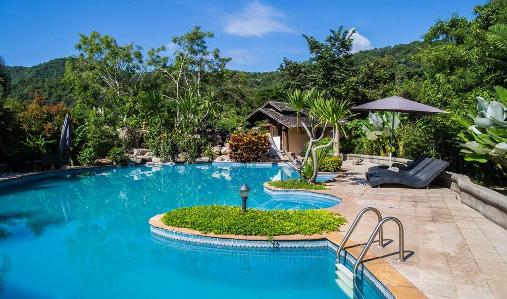 karma royal Chiang mai Pool