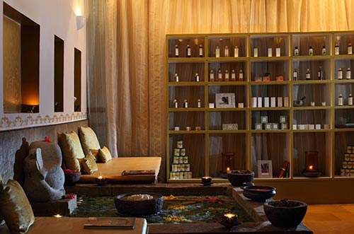 Karma Royal Haathi Mahal Spa Treatment