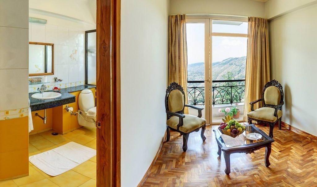 Karma Royal Shimlaa Room