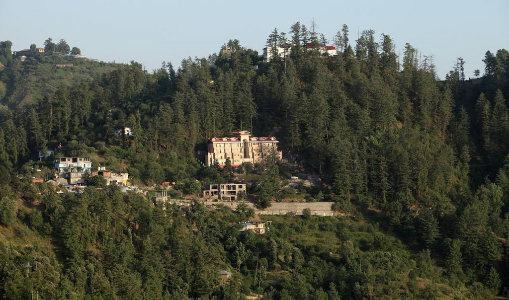 Karma Royal Shimla Overview