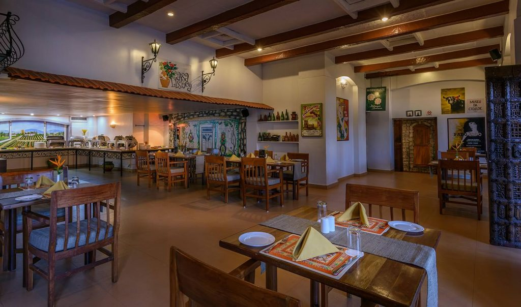 Karma Royal Haathi Mahal Restaurant