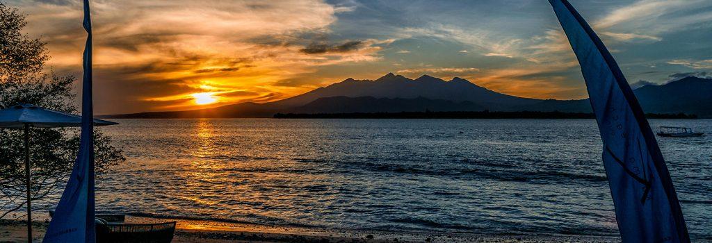 Karma Beach Sunset