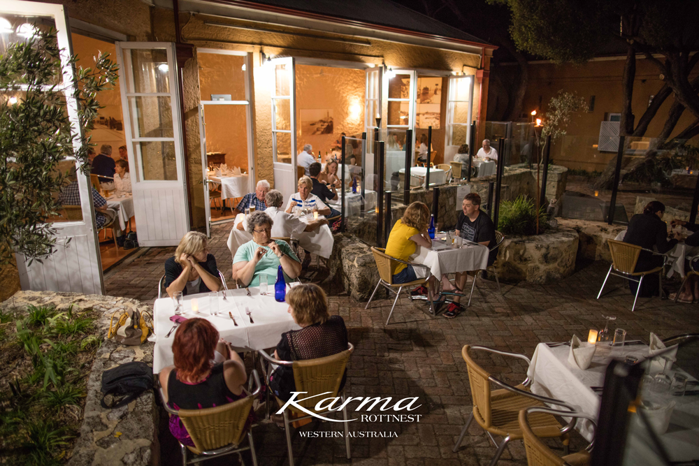 Karma Rottnest Restaurant