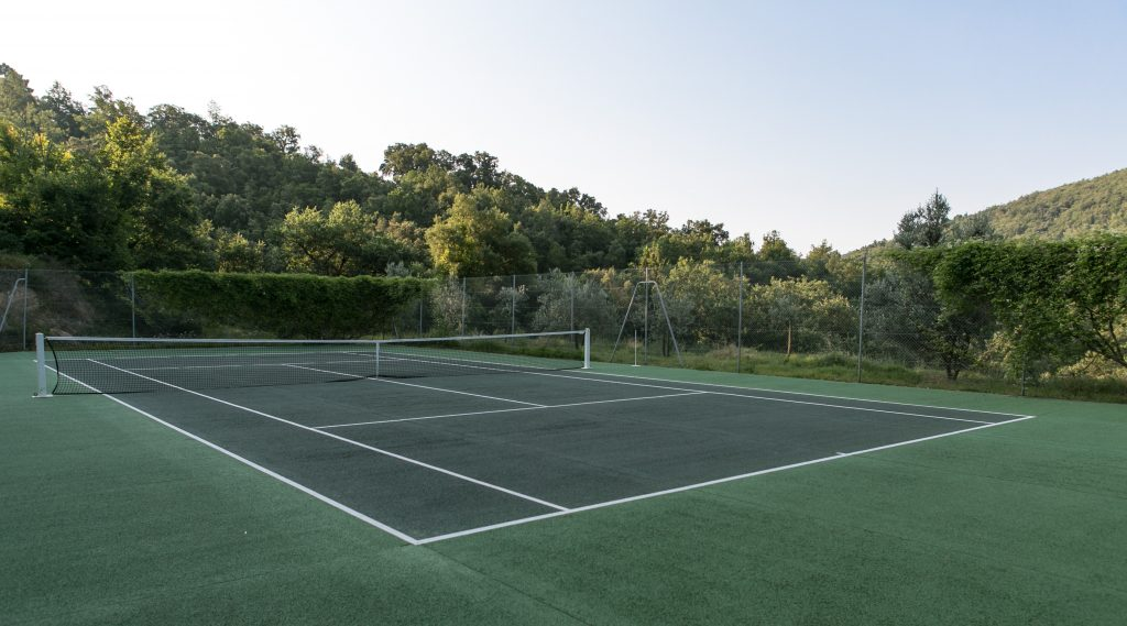 Karma Tennis Court