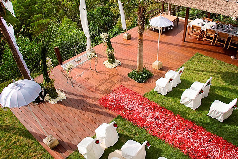 Grand Residence wedding