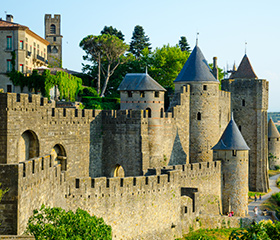 Karma Estate in Carcassonne, France
