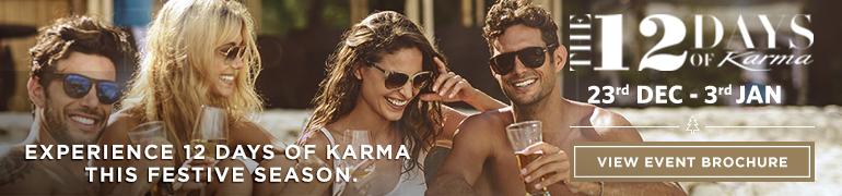 The 12 Days at Karma