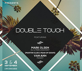 Karma Beach Presents Double Touch