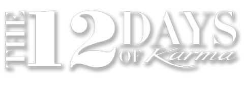the 12 days of karma