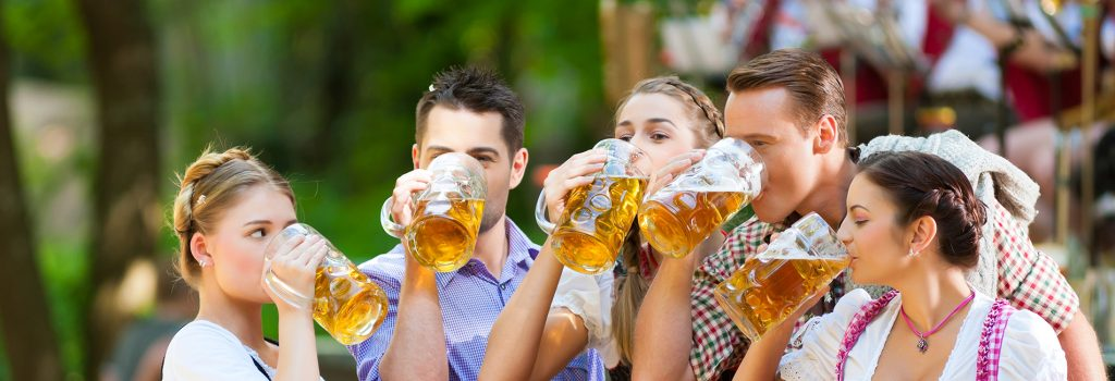 the largest and most traditional beer festival