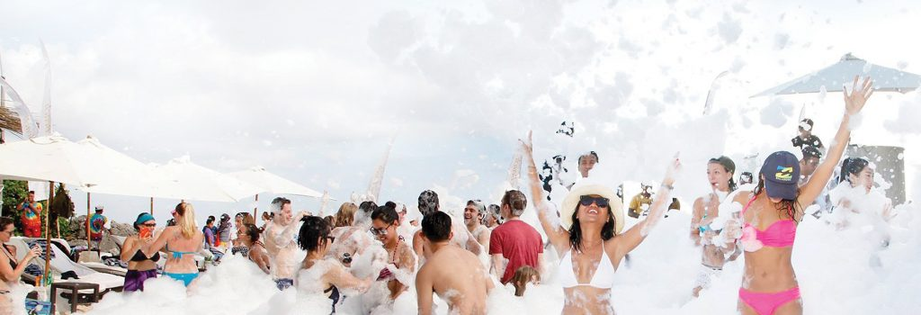 Karma Bikini Foam Party