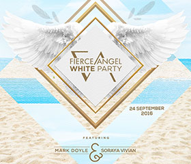 Fierce Angel White Party