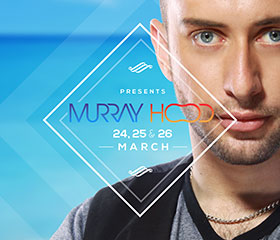 Karma Beach Bali presents Murray Hood