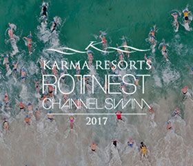 2017 Karma Resorts Rottnest Channel Swim