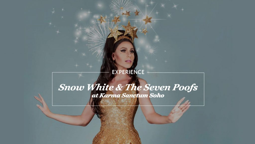 Snow White And The Seven Poofs