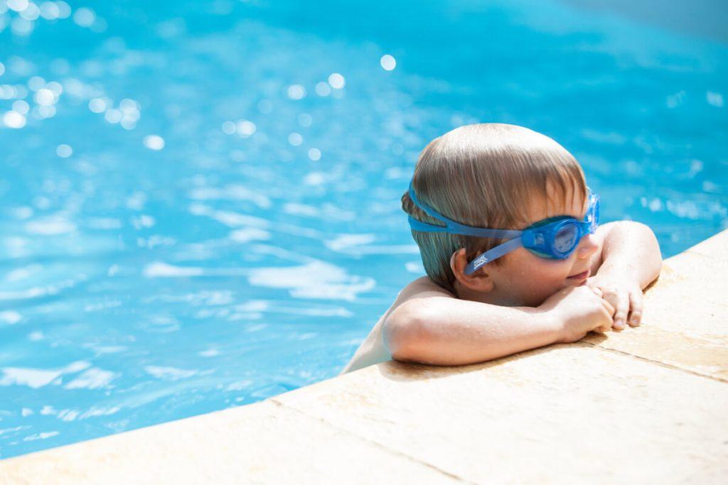 Kid Play on Pool Karma rottnest