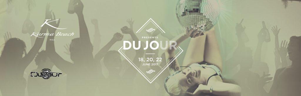 Aussie superstar DJ Du Jour