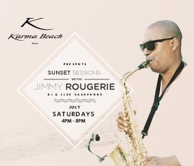news event jimmy rougerie karma beach