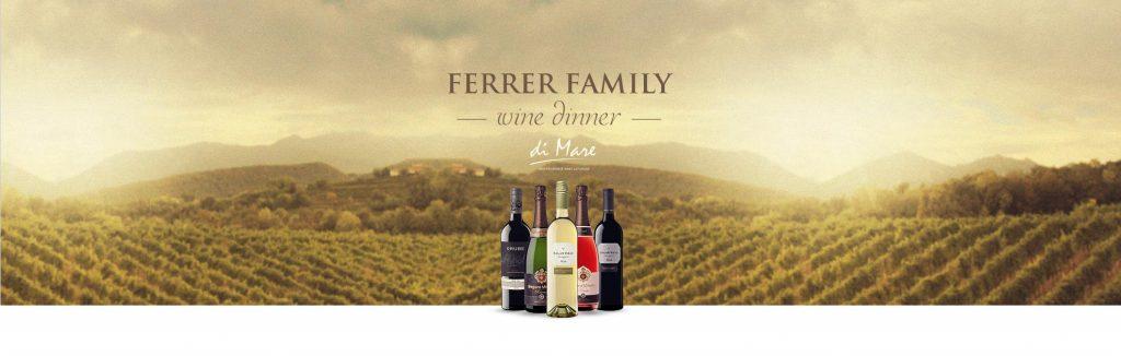 Family Wine Dinner