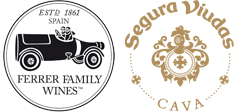 Feurer Family and Vegura Viodas Logos