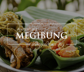Nusantara Megibung Independence Day