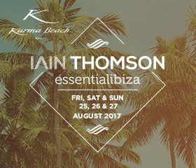 Iain Thomson at Karma Beach Bali
