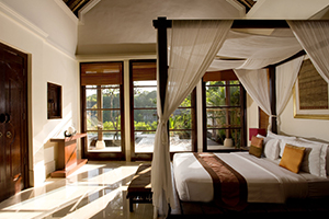 karma Jimbaran bedroom