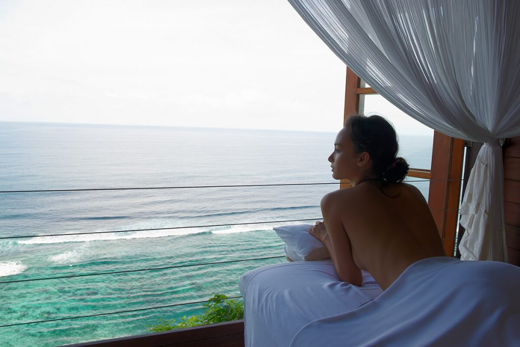 karma spa ocean view