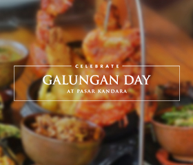 Galungan Day for Hindus