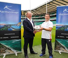 Sponsoring England Sevens Rugby