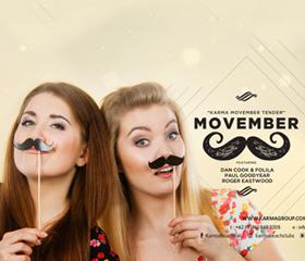 Movember Party