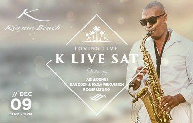 Loving Live K Live Sat Event