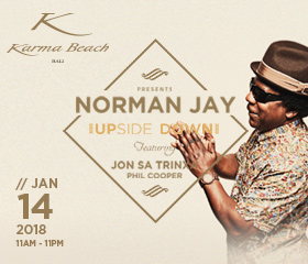 norman jay news event