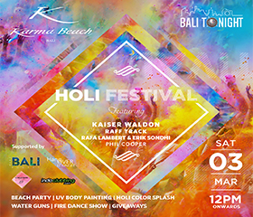 Jolly Holi: A Carnival of Colors