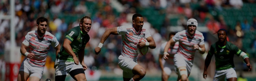 The England National Rugby Sevens Team