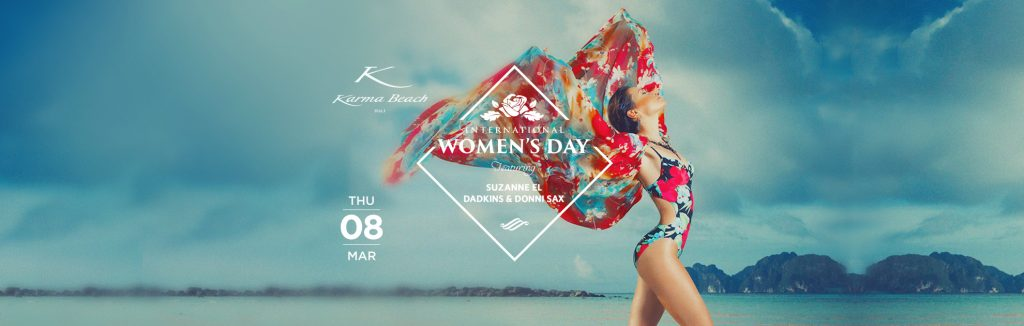 International women's day feat Suzanne El